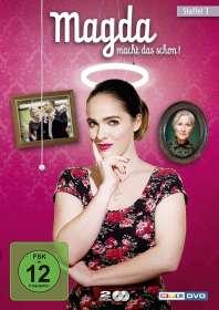 Nico Zingelmann: Magda macht das schon! Staffel 3, DVD