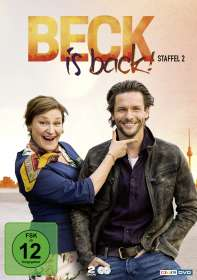 Ulli Baumann: Beck is back Staffel 2, DVD