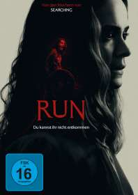 Aneesh Chaganty: Run (2020), DVD