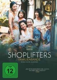 Shoplifters - Familienbande, DVD
