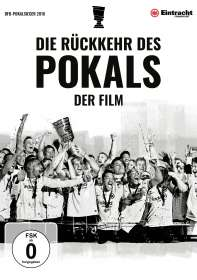 Die Rückkehr des Pokals - Der Film, DVD