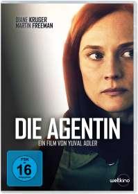 Yuval Adler: Die Agentin, DVD