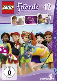 LEGO - Friends 12, DVD