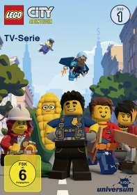 LEGO City DVD 1, DVD