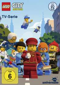LEGO City DVD 2, DVD