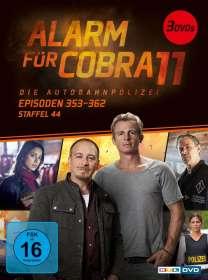 Christian Paschmann: Alarm für Cobra 11 Staffel 44, DVD