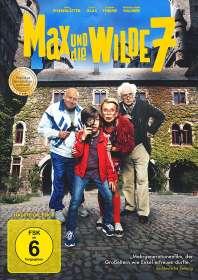 Winfried Oelsner: Max und die Wilde 7, DVD