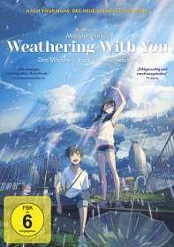 Makoto Shinkai: Weathering With You - Das Mädchen, das die Sonne berührte, DVD