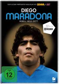 Asif Kapadia: Diego Maradona, DVD