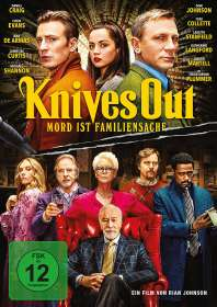Rian Johnson: Knives Out, DVD