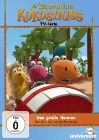 Der kleine Drache Kokosnuss DVD 13: Das große Rennen, DVD