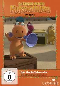 Der kleine Drache Kokosnuss DVD 15: Das Kartoffelwunder, DVD