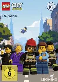 LEGO City DVD 3, DVD