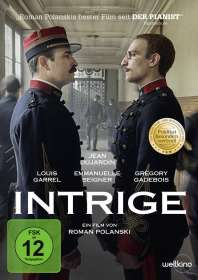 Roman Polanski: Intrige, DVD