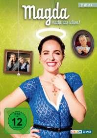 Torsten Wacker: Magda macht das schon! Staffel 4, DVD