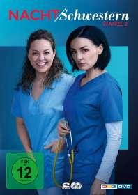 Chris Heininger: Nachtschwestern Staffel 2, DVD