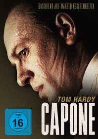 Josh Trank: Capone (2020), DVD