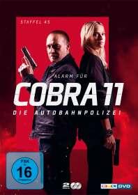 Franco Tozza: Alarm für Cobra 11 Staffel 45, DVD