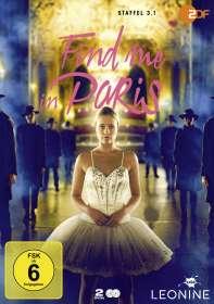 Find me in Paris Staffel 3 Vol. 1, DVD