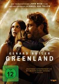 Ric Roman Waugh: Greenland, DVD