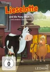 Dieter Riepenhausen: Lieselotte DVD 5: Lieselotte und die Pony-Post, DVD