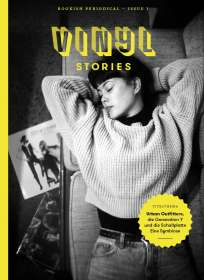 Vinyl Stories - Das Bookazine rund um das Schwarze Gold, Zeitschrift