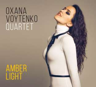 Oxana Voytenko: Amber Light, CD