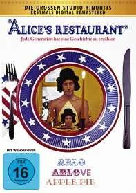 Arthur Penn: Alice's Restaurant, DVD
