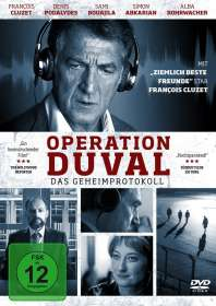 Operation Duval - Das Geheimprotokoll, DVD