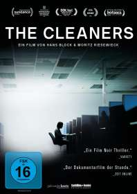 Hans Block: The Cleaners, DVD