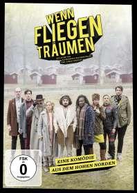 Katharina Wackernagel: Wenn Fliegen träumen, DVD