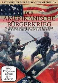 Trevor Green: Der Amerikanische Bürgerkrieg, DVD