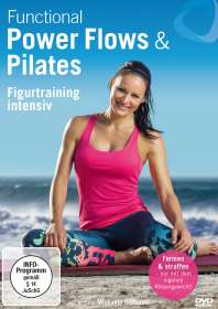 Elli Becker: Functional Power Flows & Pilates, DVD
