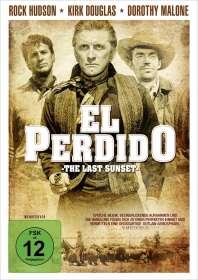 El Perdido, DVD