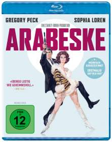 Arabeske (Blu-ray), Blu-ray Disc
