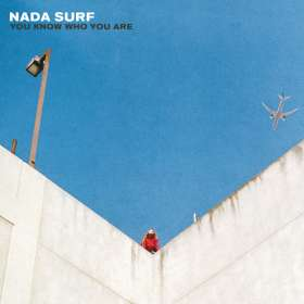 Nada Surf: You Know Who You Are, CD