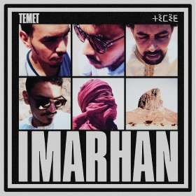 Imarhan: Temet, CD