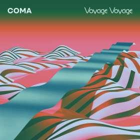 Coma: Voyage Voyage, CD