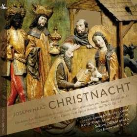 Joseph Haas (1879-1960): Christnacht op.85, CD