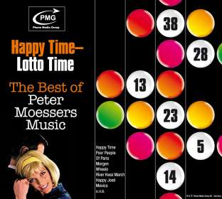 Peter Moesser: Happy Time - Lotto Time: The Best Of Peter Moessers Music, CD