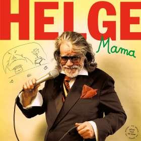 Helge Schneider: Mama (Limitierte Edition) (Mama-Grünes Vinyl) (exklusiv für jpc!), LP
