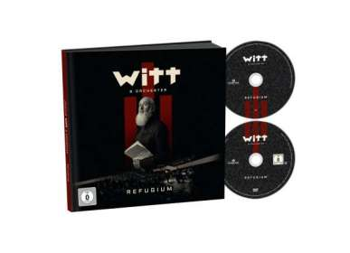 Joachim Witt: Refugium (Earbook CD+DVD) (signiert, exklusiv für jpc), CD