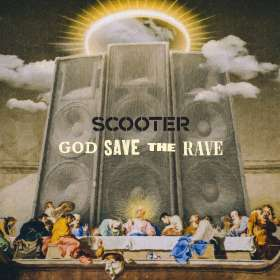 Scooter: God Save The Rave, CD