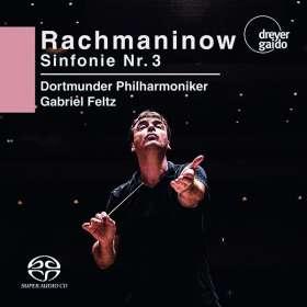 Sergej Rachmaninoff (1873-1943): Symphonie Nr.3, SACD