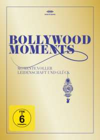 Bollywood Moments, 3 DVDs