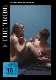 Myroslav Slaboshpytskiy: The Tribe, DVD
