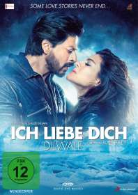 Rohit Shetty: Dilwale - Ich liebe Dich (Special Edition) (Blu-ray), BR