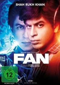 Maneesh Sharma: Fan, DVD