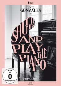 Philipp Jedicke: Shut up and play the Piano, DVD
