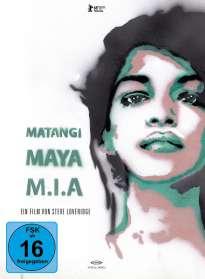 Steve Loveridge: Matangi / Maya / M.I.A. (OmU) (Digipack), DVD